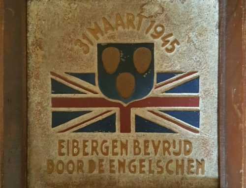 31 maart 2020 – Eibergen is 75 jaar bevrijd