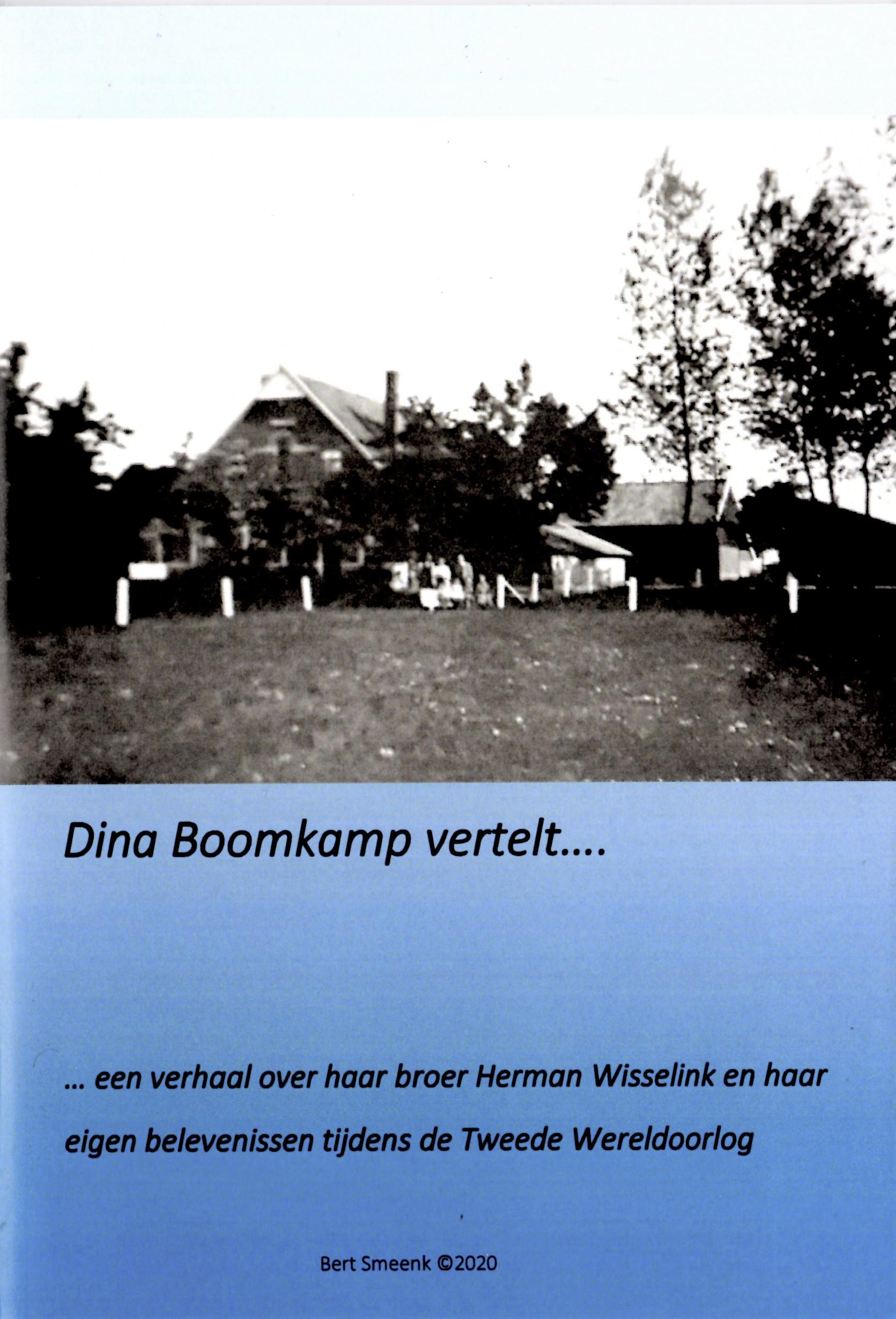 omslag Dina Boomkamp