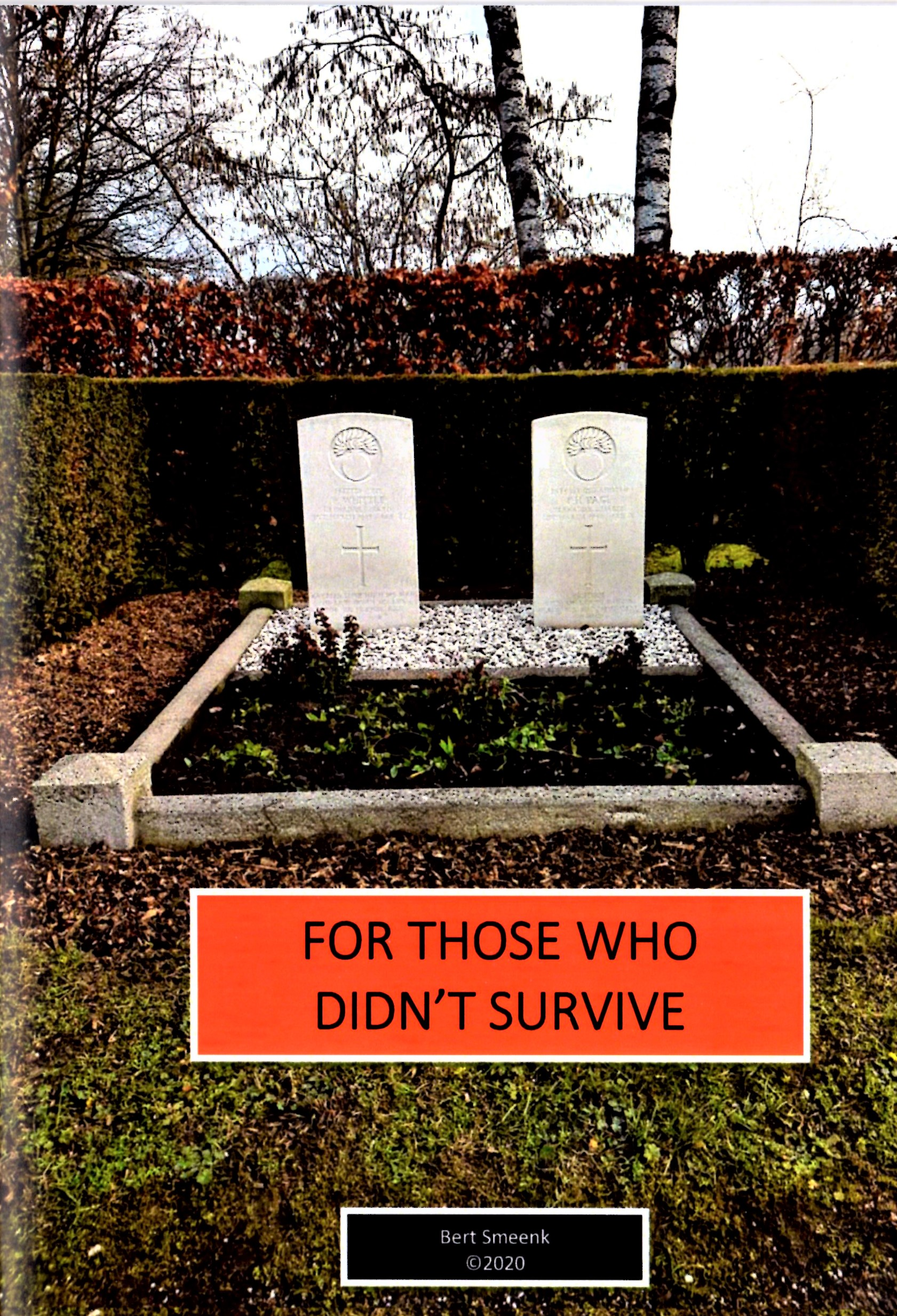 For those who didn't survive