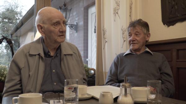 Documentaire Grensherinneringen - Dhr. Waanders & Dhr. Schwering