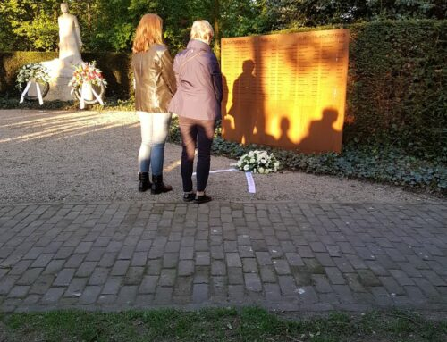 4 mei herdenken wij de oorlogsslachtoffers