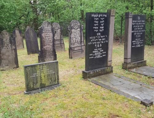 Open Monumentendag Eibergen: Wandeling naar de Joodse begraafplaats